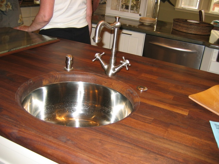 425 Best Wood Countertops Images On Butcher Blocks And Block Counters
