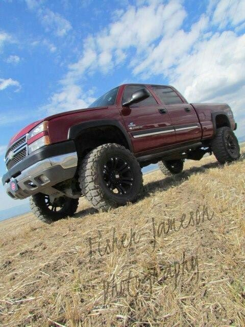 Heavy duty chevy