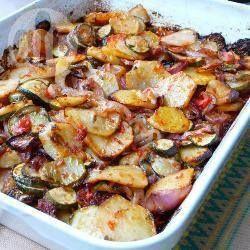 Foto recept: Briam (Griekse ovenschotel)