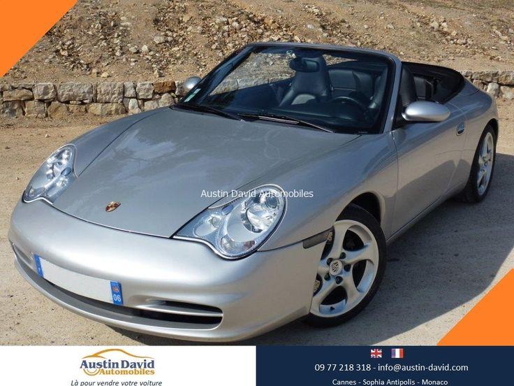 Porsche 911 (996) (2) cabriolet 3.6 carrera de fin 2003 -