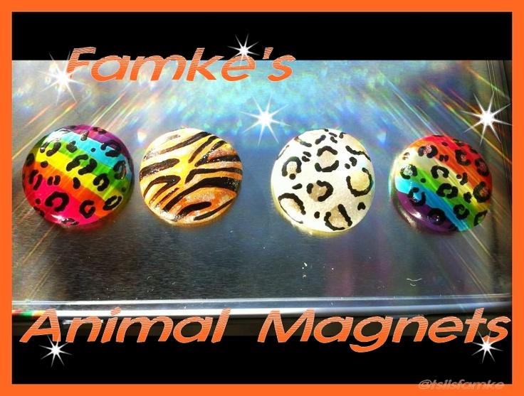 Animal Magnets...