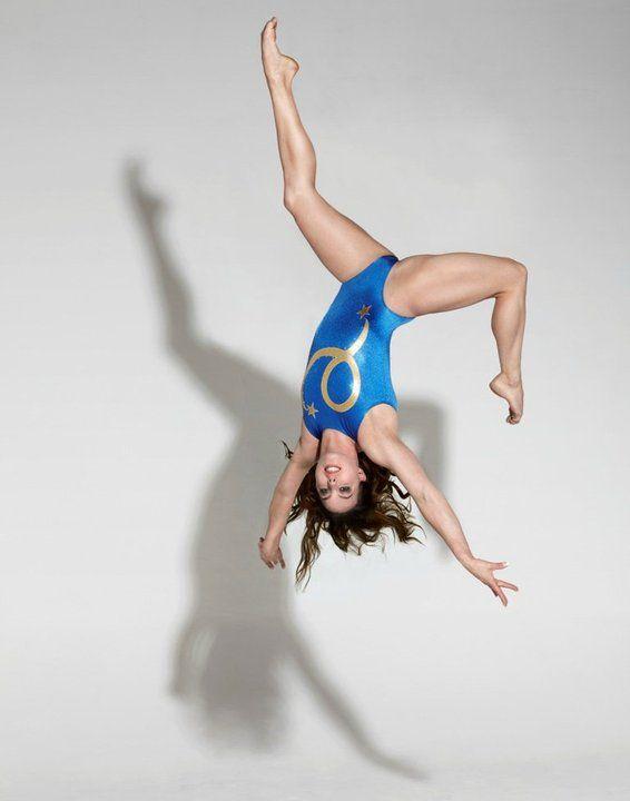 Olympic gymnast Beth Tweddle of GB