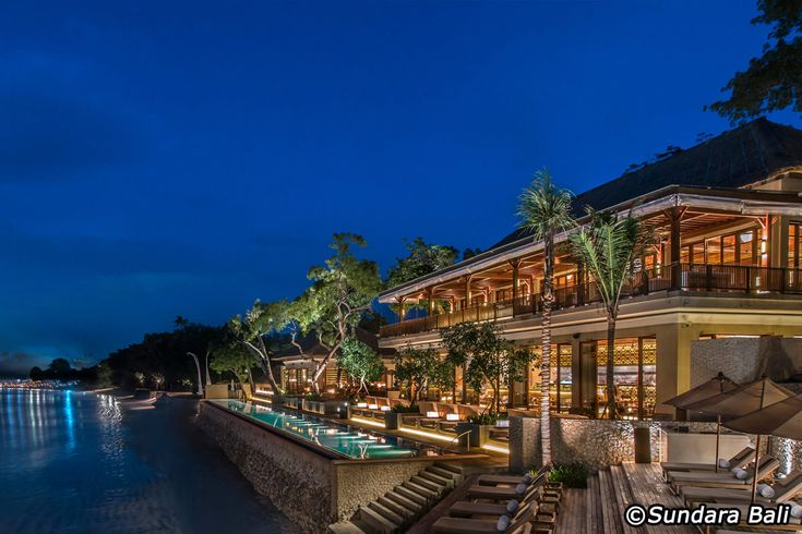 Sundara by Four Seasons Resort Bali, magnificent chill-out venue for all pleasure seeker seated in Jimbaran