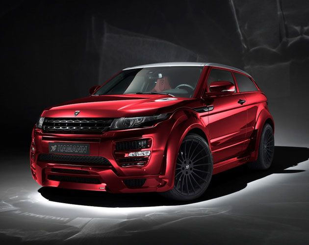 Range Rover Evoque by HAMANN Motorsport
