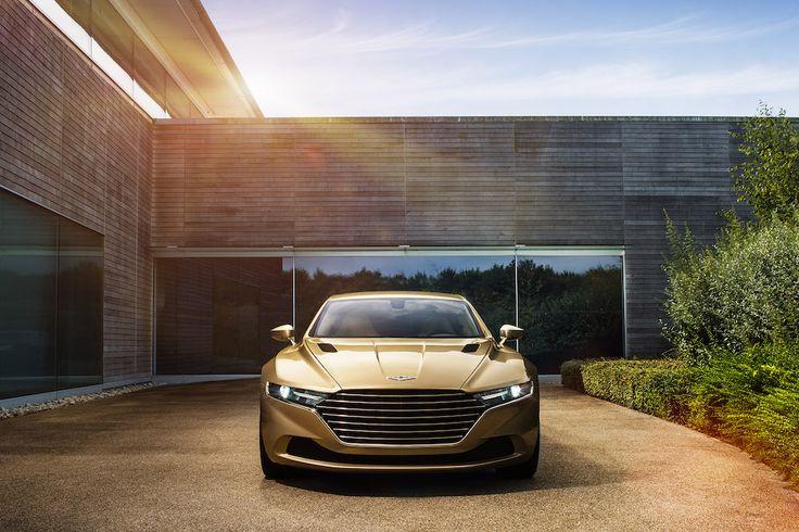 Aston Martin Lagonda Taraf : 200 exemplaires et un prix fixé à 696 000€ - http://www.leshommesmodernes.com/aston-martin-lagonda-taraf-696-000-euros/