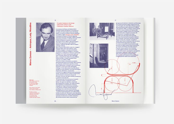 CASSINA - Federica Romani — Graphic design