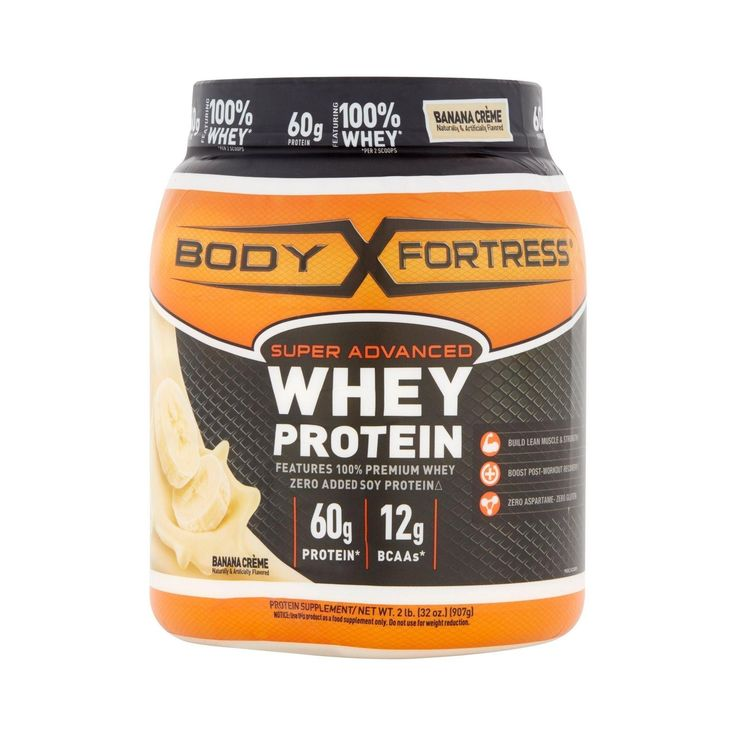 #Beauty #Health #muscle building Body Fortress Super Advanced Whey Protein Powder, Banana Crme, 2 Pounds 19.39      Item specifics    									 			Condition:  												 																	 															  															 															 																New: A brand-new, unused, unopened,...
