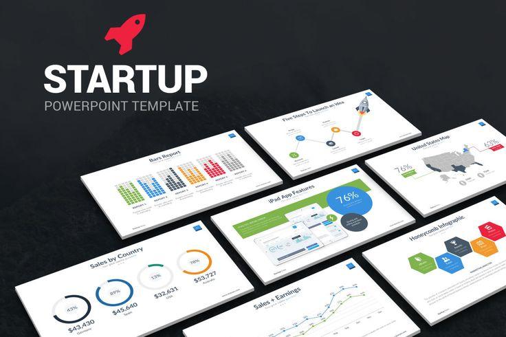 Apresentação de PowerPoint Startup - IA Produtos