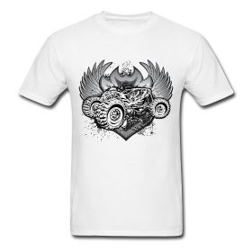 This is a eagle wing buggie shirt. Its got a boom fashion style to it. If you like dune buggies then this shirt is for YOU! Come and get it @ http://offroadstyles.spreadshirt.com/men-s-t-shirt-A15001869/customize/color/1
