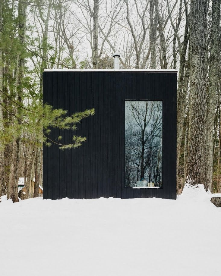 What S Not To Like Backyard Cabin Upstate Ny Travel Secret Rooms