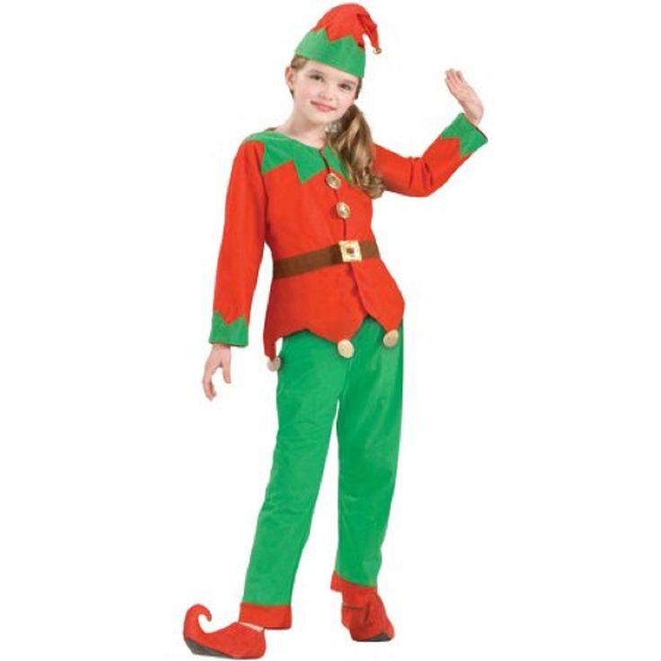 Simply Elf Child Costume, Size 8-12