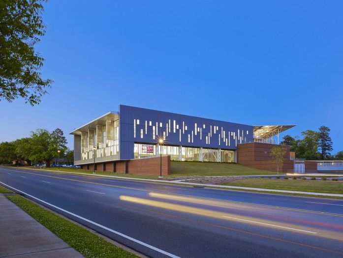 Lambright Student Recreation Center La Tech University