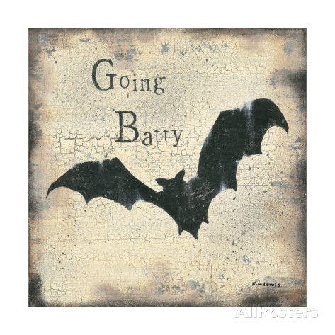 Going Batty Lámina