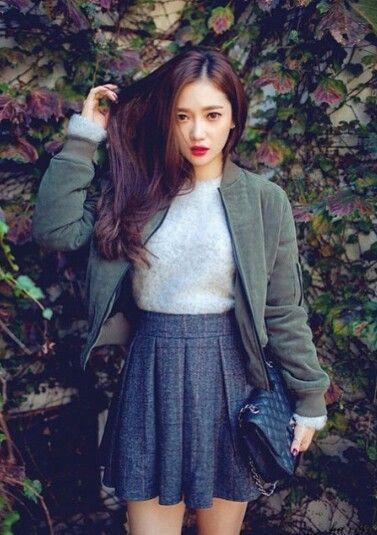 Korean fashion: