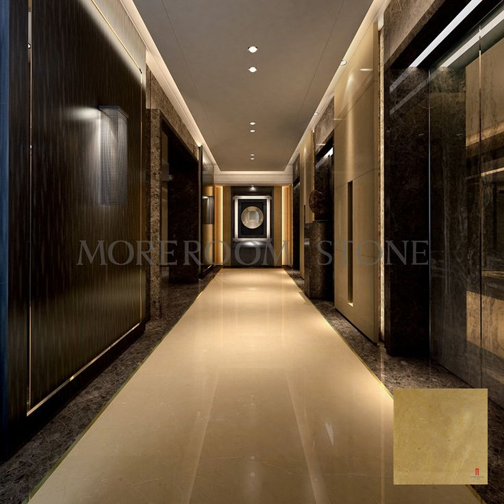 Golden Beige Laminated Marble Tile,3mm/5mm marble+9mm porcelain tile Sue Peng Whatsapp:+86 13923224236 Homepage:www.moreroom.com