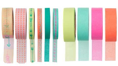 12 leuke diy' s met HEMA washi tape