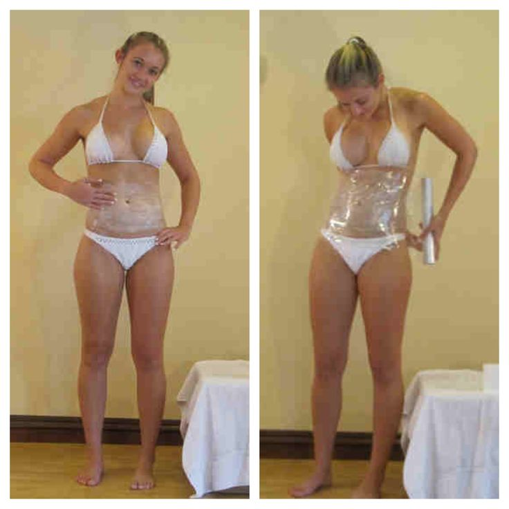 Lose inches fast with this home remedy body wrap.   Instructions here: http://www.ehow.com/how_4778540_make-fatshrinking-body-wraps.html