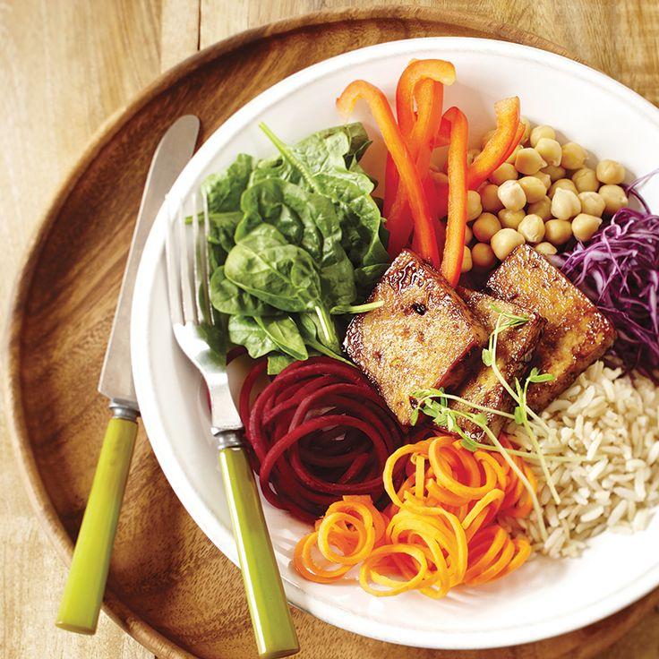 Des recettes débordantes de saveurs et de couleurs, inspirées de la tendance des nouilles de légumes. | Bienvenue sur Coup de Pouce