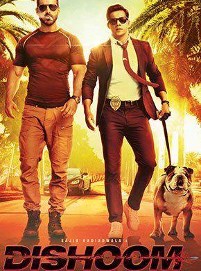 Dishoom Hindi Movie Online - John Abraham, Jacqueline Fernandez, Varun Dhawan and Saqib Saleem. Directed by Rohit Dhawan. Music by Pritam. 2016 [UA] ENGLISH SUBTITLE