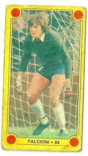 Figurita Futbol - Falcioni - Velez Nº 84 - Año 1980