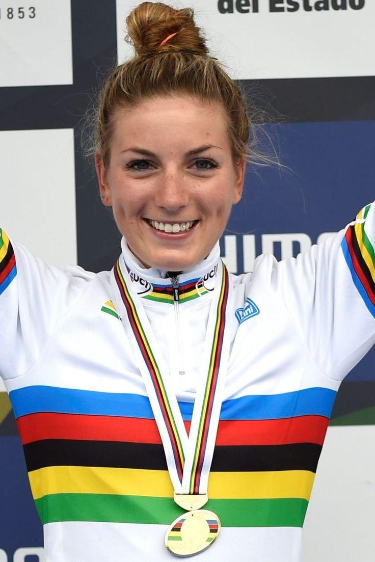 Pauline Ferrand-Prevot - 2014 Women's Road World Champion