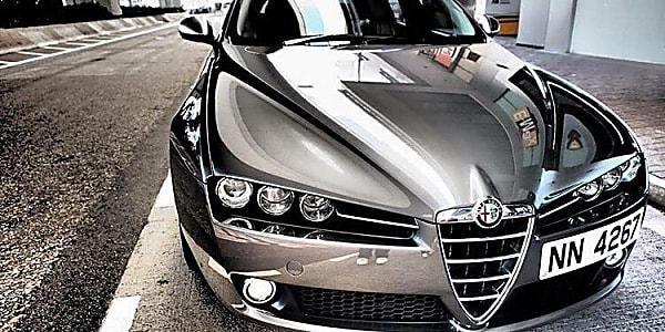 Hyundai Grandmaster Concept Hints At Large Suv Alfa Romeo 159 Alfa Cars Alfa 159