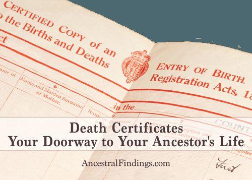 Online California Death Indexes, Records & Obituaries