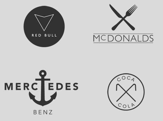 hipster branding - referências ao modernismo