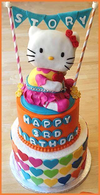 hello kitty birthday cake 17 best images about cakes hello kitty on 4780