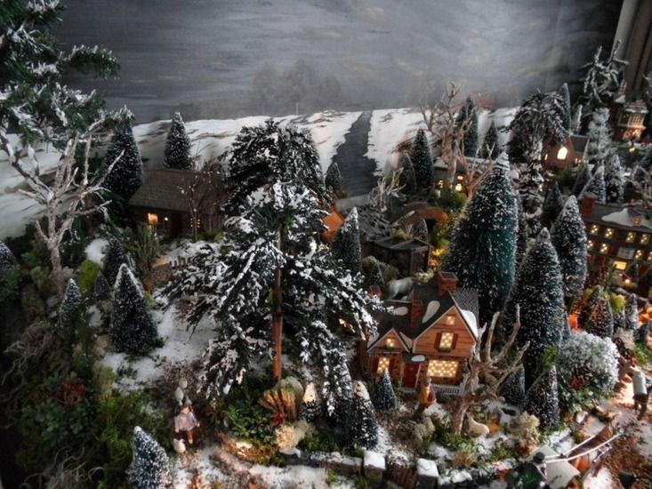 kerstdorp 2011 of Vissertje