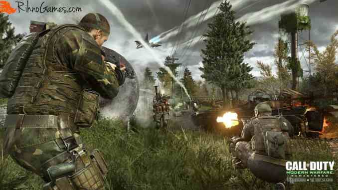 Call of Duty Modern Warfare Remastered Repack Download : http://www.rihnogames.com/call-of-duty-modern-warfare-remastered-free-download-repack/   Highly Compressed 26 GB Repack
