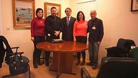 Segurpricat Siseguridad :La Asociación #MareaNegra se reúne en el Ministerio del Interior: http://wp.me/p2mEY0-2x0 vía @careonsafety #LPRL