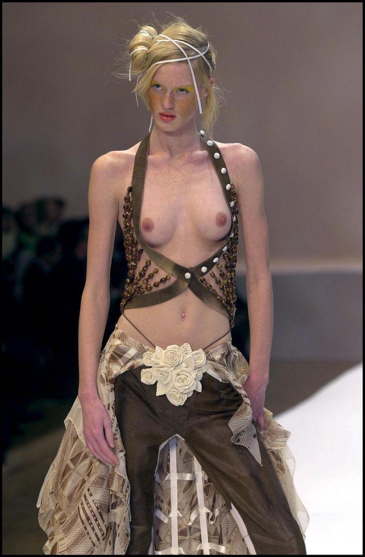 nude catwalk