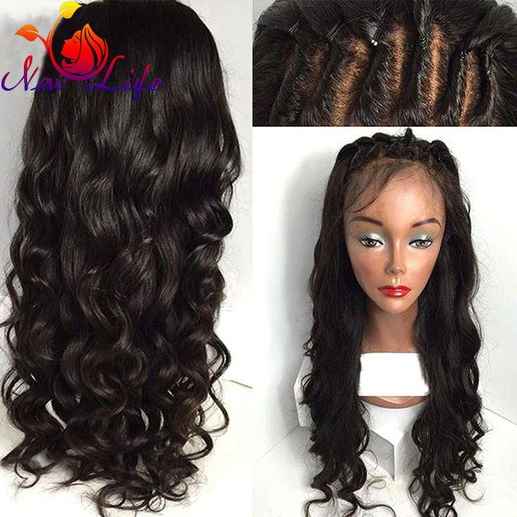 Spitze Vorne Lose Lockige Perücken Natürliche Baby Haar Synthetische Lace Front perücke Schwarz Haar Glueless Perücke Hitzebeständig für Schwarze Frauen 7a