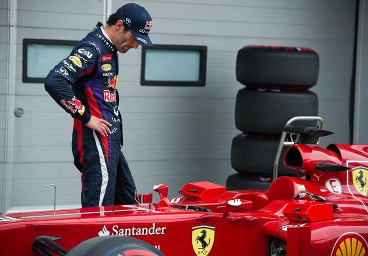 Mark Webber at Korean Grand Prix | #Formula1 | Gear X Head