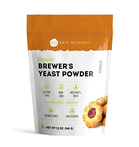 Brewer S Yeast Powder Kate Naturals Perfect For Lactation
