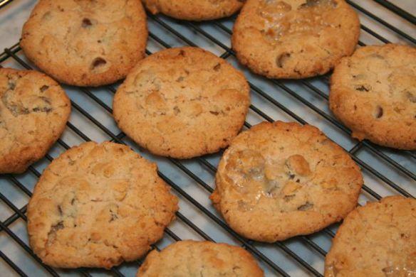 Momofuku Milk Bar Cornflake Chocolate Chip cookies