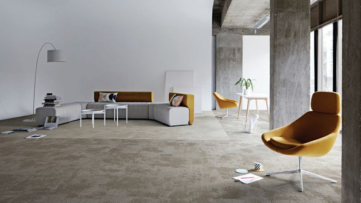 Our new carpet tile range Composure has been designed with the organic, non-directional flexibility to flow through large areas with ease and will serve as a comfortable tranquil platform throughout contemporary interiors.