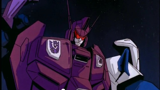"Abominus, from the G1 Transformers episode ""Call of the Primitives"""