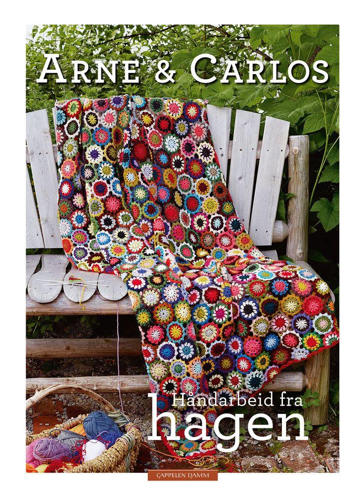 Primula tæppet fra Arne og Carlos free pattern