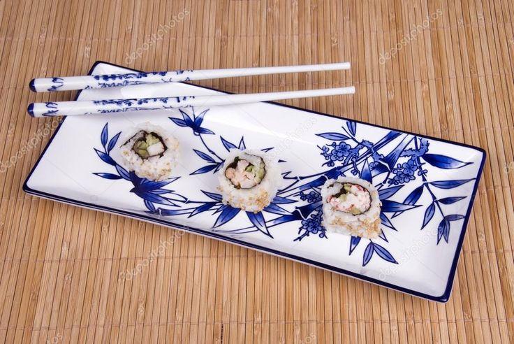 Výsledek obrázku pro sushi nádobí