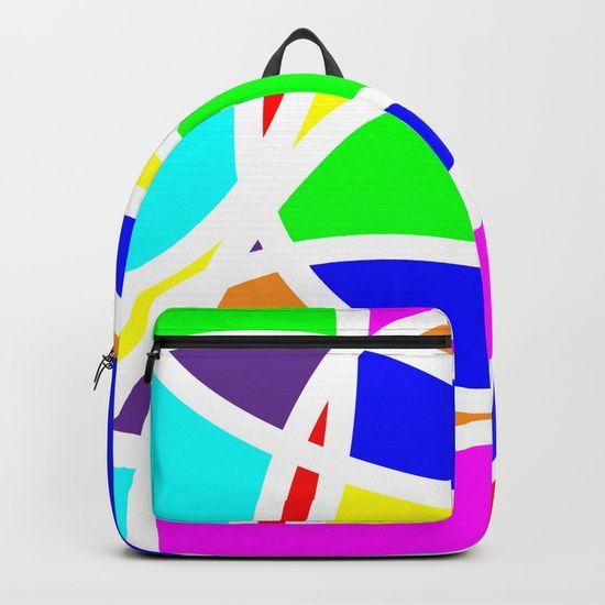 Loops Color Backpack