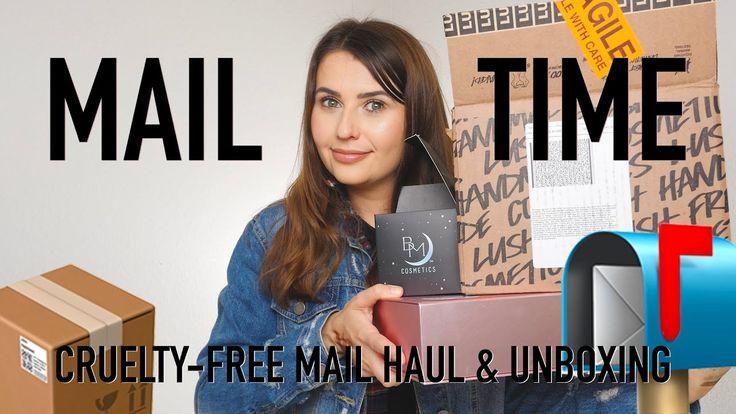 Mail Time! CrueltyFree & Vegan Haul! Logical Harmony