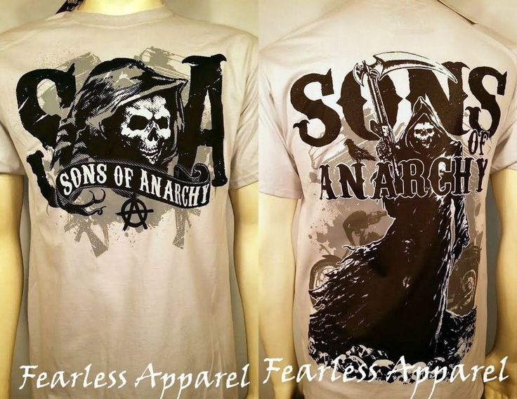 SUMMER '14 SONS OF ANARCHY REAPER WALKING GUN SCYTHE SOA SAMCRO T SHIRT S-3XL #SONSOFANARCHY #GraphicTee