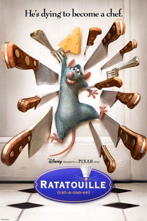 Ratatouille Full Movie Online 2007