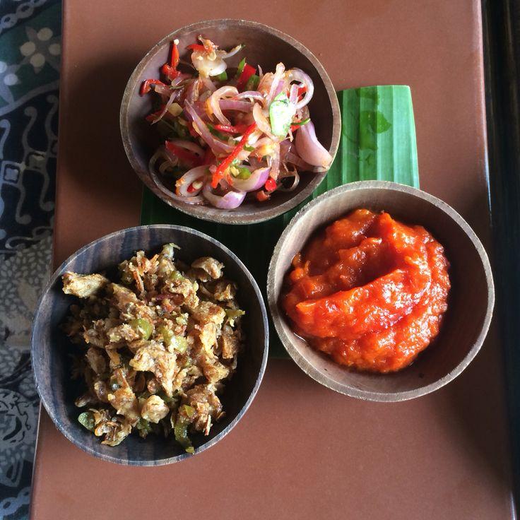 Balinese Sambal - spice heaven