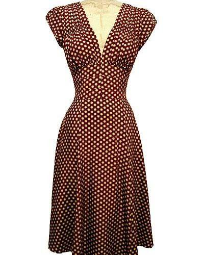 Одежда 40-х годов в СССР