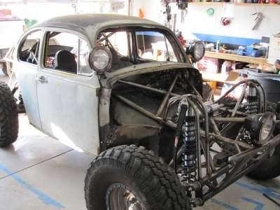 1969 Volkswagen Beetle Custom Baja Bug For Sale In