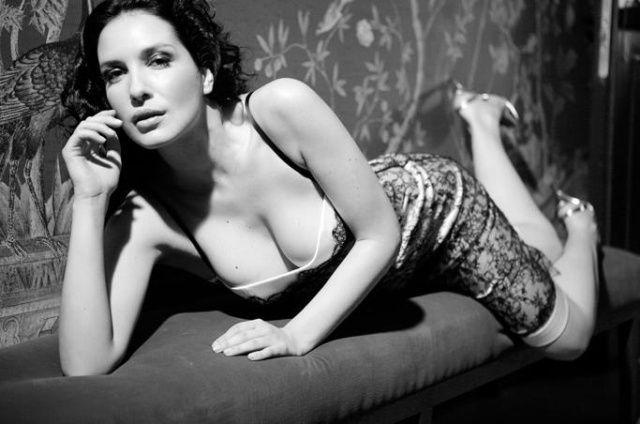 Soraia Chaves portuguese actriz