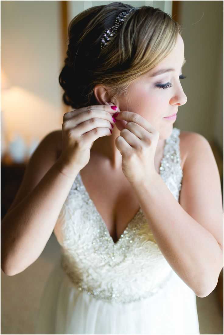 24 best bride getting ready photos images on pinterest | bridal
